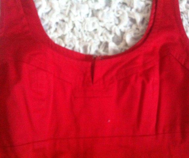 Маленькое красное платье. Фото 2. Москва.