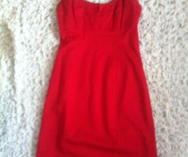 Маленькое красное платье. Фото 3. Москва.