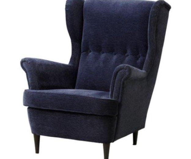 Кресло страндмон ikea. Фото 1.