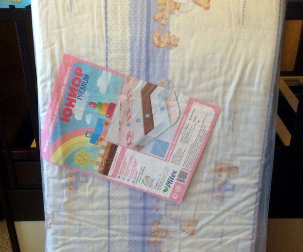 Кроватка трансформер + матрац+ пеленальный столик. Фото 3. Домодедово.