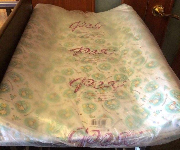 Кроватка трансформер + матрац+ пеленальный столик. Фото 4. Домодедово.