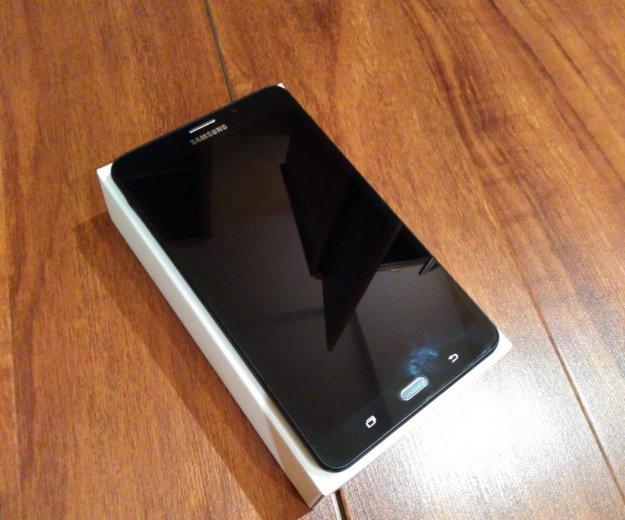 Galaxy tab a t285 8гб, чёрный. Фото 1. Мурманск.