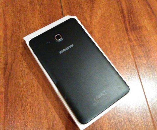 Galaxy tab a t285 8гб, чёрный. Фото 2. Мурманск.