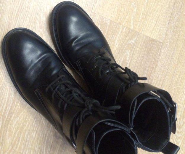 Ботинки. Фото 3. Москва.