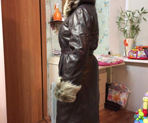 Дубленка женская. Фото 1. Комсомольск-на-Амуре.