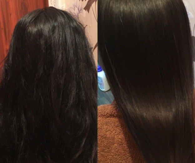 Кератиновое выпрямление волос. Фото 2. Ноябрьск.