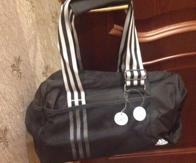 Сумка adidas новая. Фото 1. Москва.