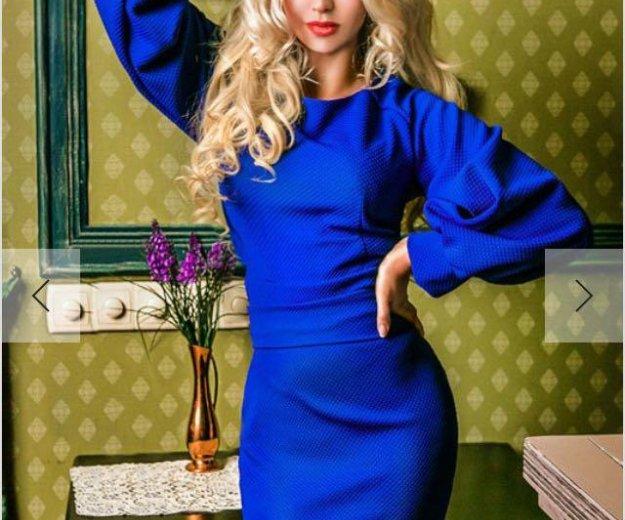 Оригинальное платье футляр. Фото 1. Краснодар.