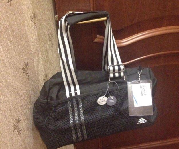 Сумка adidas новая. Фото 4. Москва.