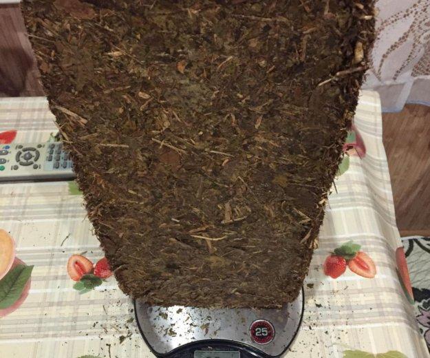 Калмыцкий чай в плитках. Фото 2. Ростов-на-Дону.