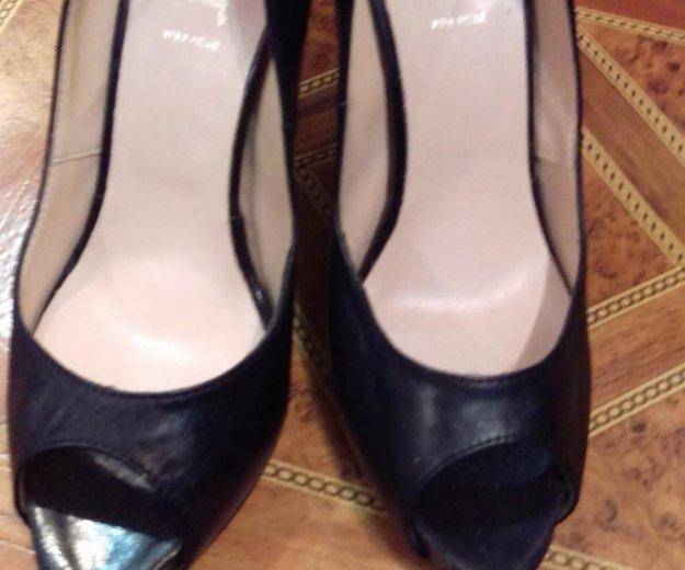 Новые кожаные туфли. Фото 3. Люберцы.