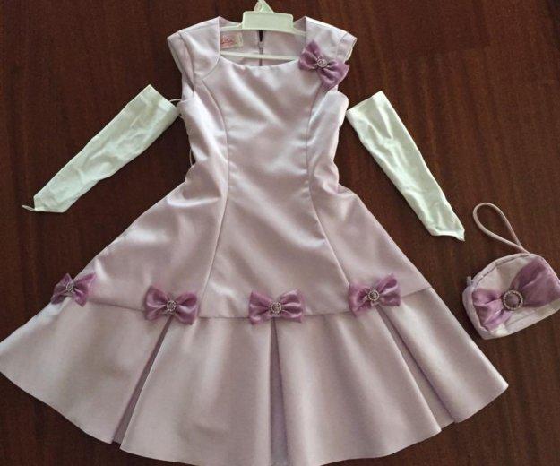 Платье на девочку 6-7. Фото 2. Москва.