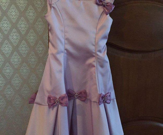Платье на девочку 6-7. Фото 3. Москва.