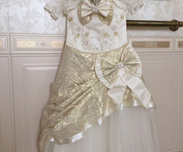Платье на девочку. Фото 4. Москва.