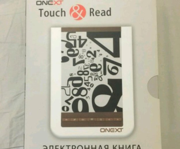 Электронная книга onext touchread 001. Фото 3. Москва.