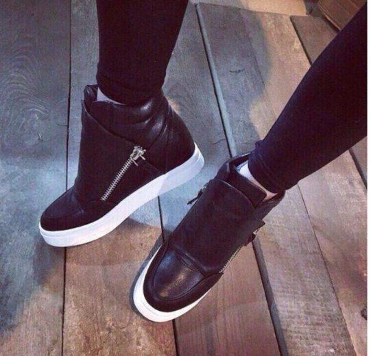 Зимние ботинки новые. Фото 1. Санкт-Петербург.