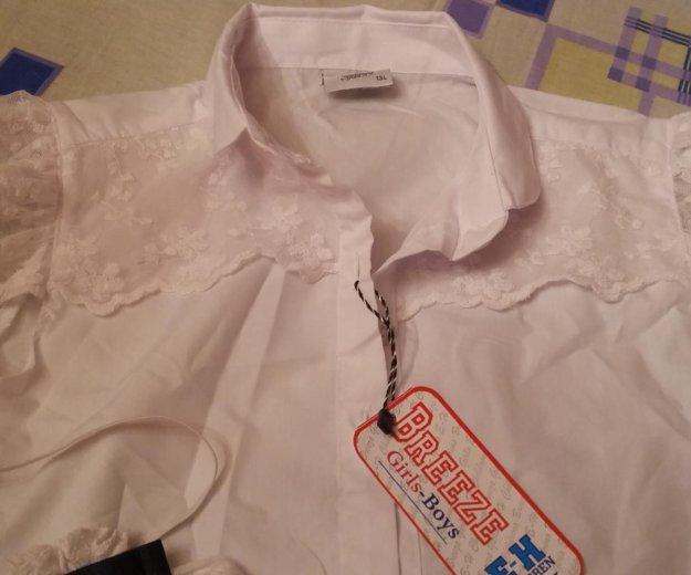 Блузка (школьная)для девочки болгария. Фото 1. Москва.