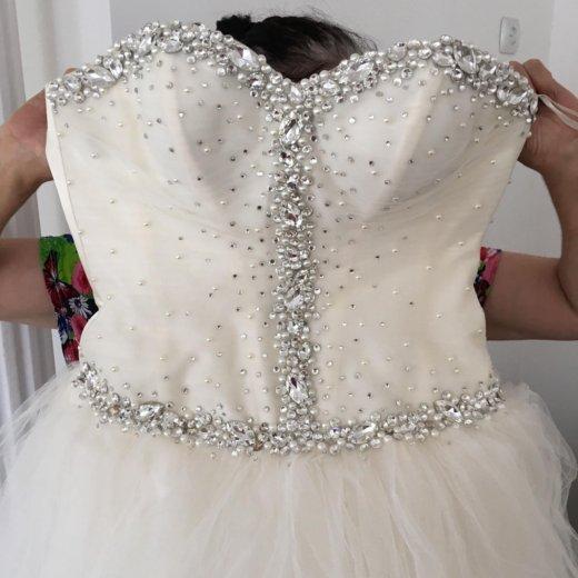 Свадебное платье. Фото 2. Хасанья.