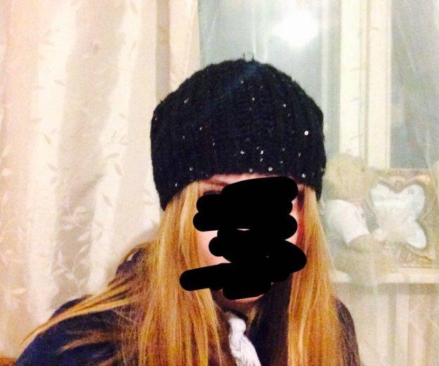 Зимняя шапочка. Фото 1. Москва.
