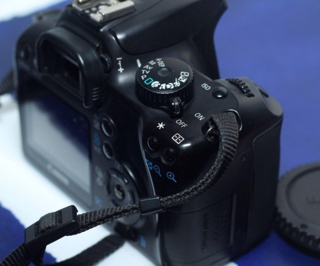 Фотоаппарат canon 1000 d. Фото 3. Краснодар.