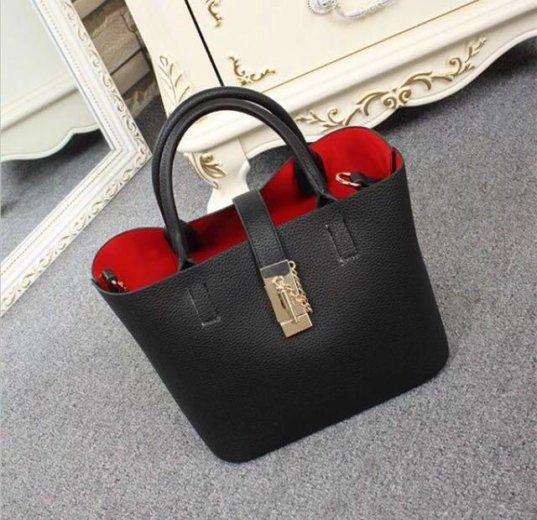 Новая сумка из экокожи. Фото 1. Солнечногорск.