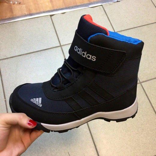 Ботинки для мальчика зима. Фото 1. Тула.