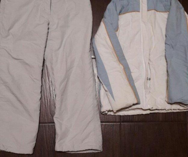 Курточка и комбез. Фото 1.