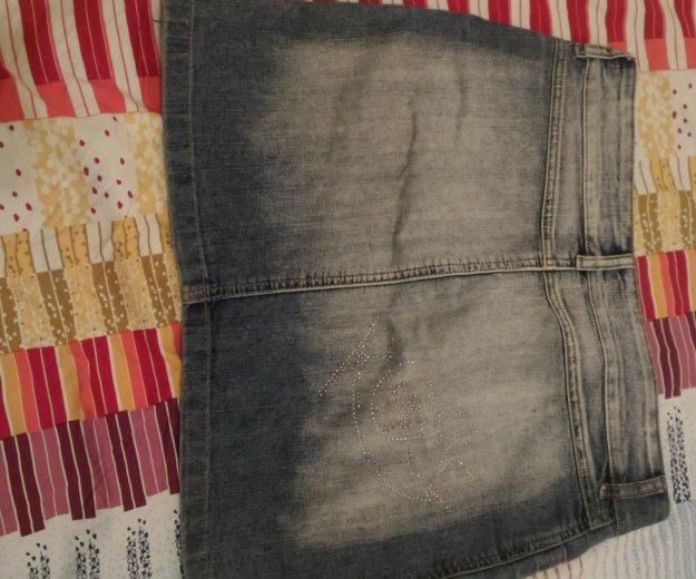 Юбка джинсовая. Фото 2. Подольск.