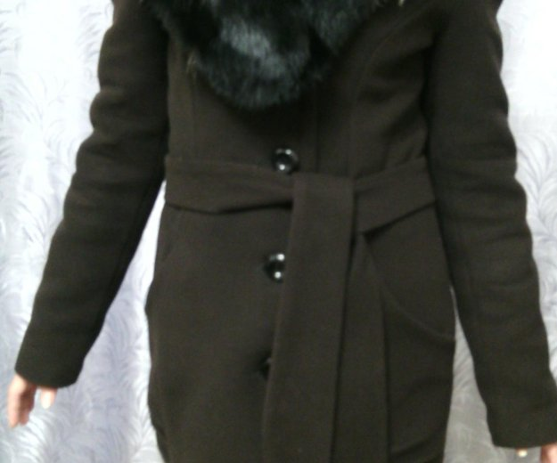 Зимнее пальто. Фото 1. Нефтекамск.