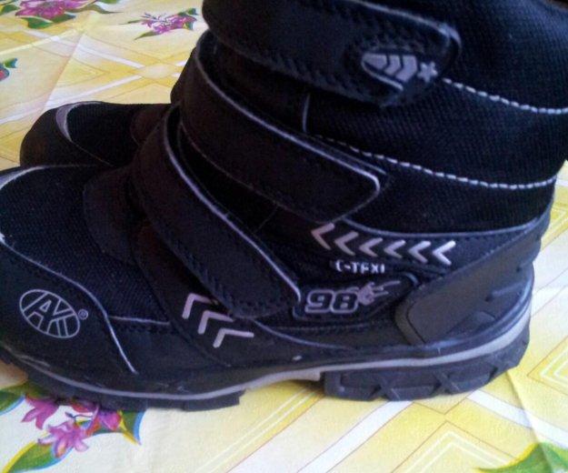 Зимние ботинки 34 р. Фото 1. Москва.