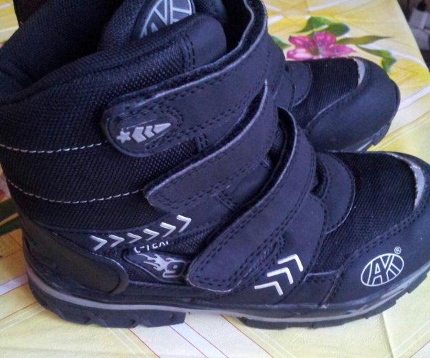 Зимние ботинки 34 р. Фото 3. Москва.