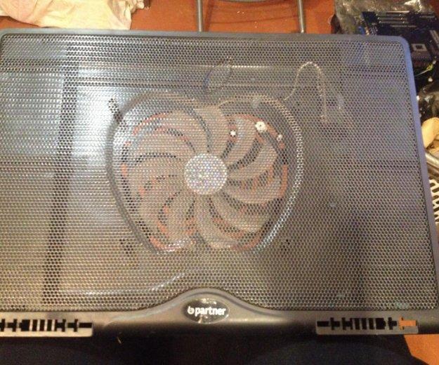 Подставка для ноутбука с охлаждением. Фото 1. Санкт-Петербург.