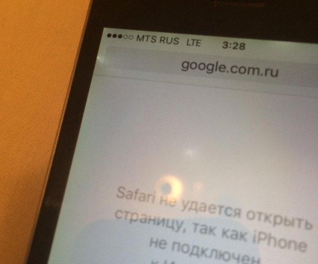 Iphone 5s 32gb black. Фото 1. Екатеринбург.