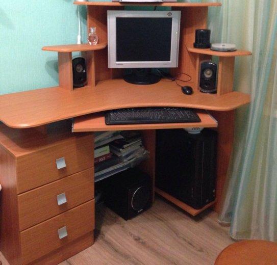 Компьютерный стол. Фото 1. Первомайский.