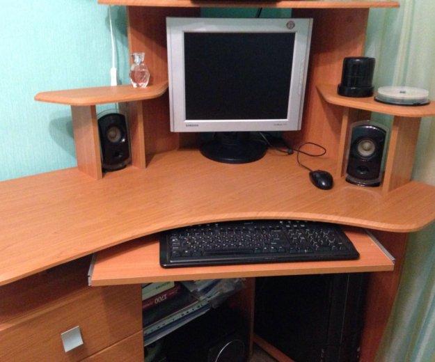 Компьютерный стол. Фото 2. Первомайский.