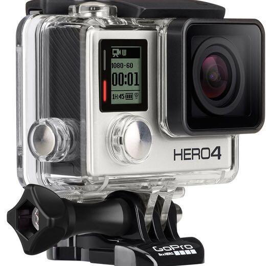 Экшн камера go pro hero 4 silver. Фото 1. Апатиты.