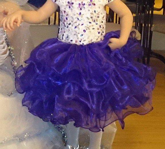 Красивое платье. Фото 1. Владивосток.