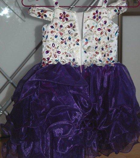 Красивое платье. Фото 2. Владивосток.