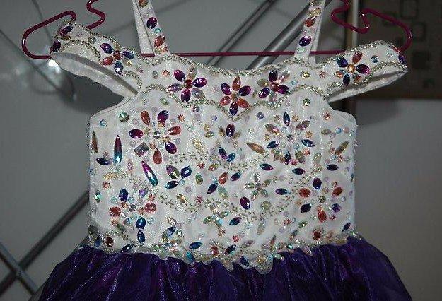 Красивое платье. Фото 3. Владивосток.