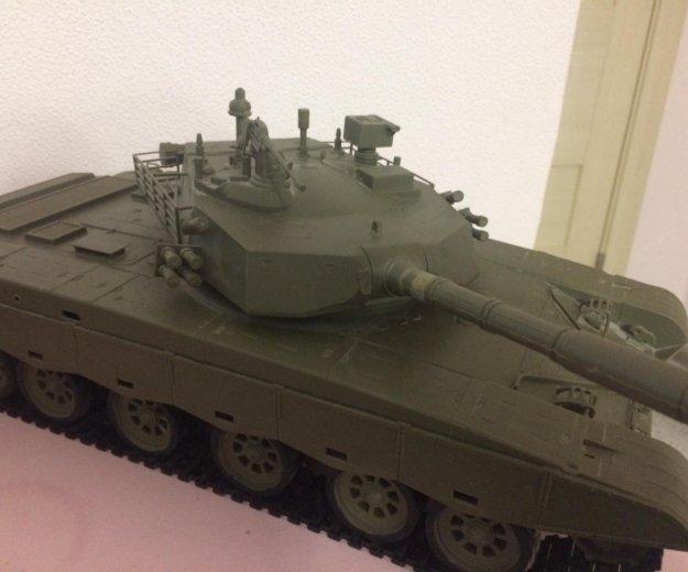 Модель танка т. Фото 4. Ржавки.