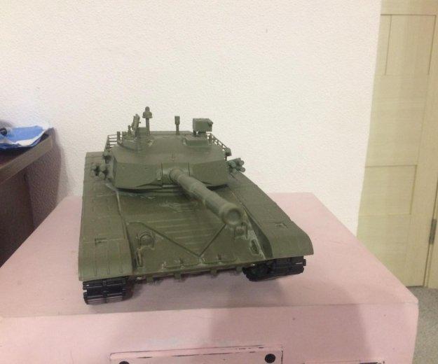 Модель танка т. Фото 3. Ржавки.