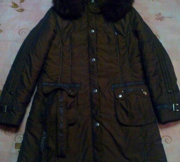 Пальто зимнее. Фото 1. Донской.