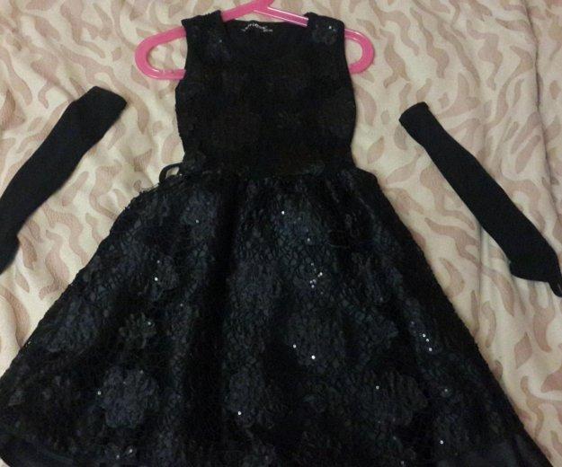 Платье праздничное детское. Фото 1.