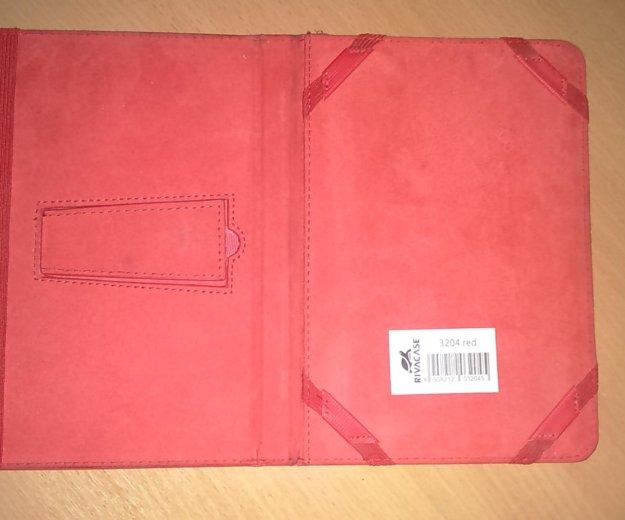 Чехол-книжка для планшета riva на 8 дюймов. Фото 2. Хабаровск.