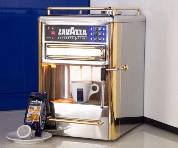 Кофемашина капсульная lavazza espresso point. Фото 2. Москва.