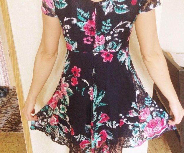 Платье летнее. Фото 2. Реутов.