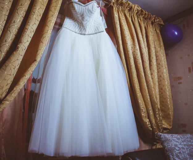 Свадебное платье. Фото 1. Череповец.