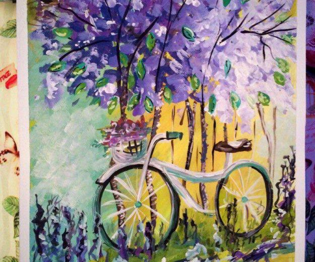 Картина рисунок на заказ. Фото 1. Балашиха.
