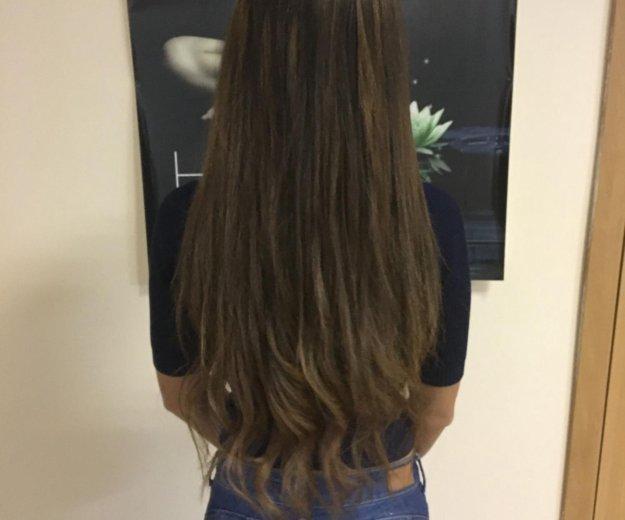 Наращивание волос. Фото 1. Калининград.