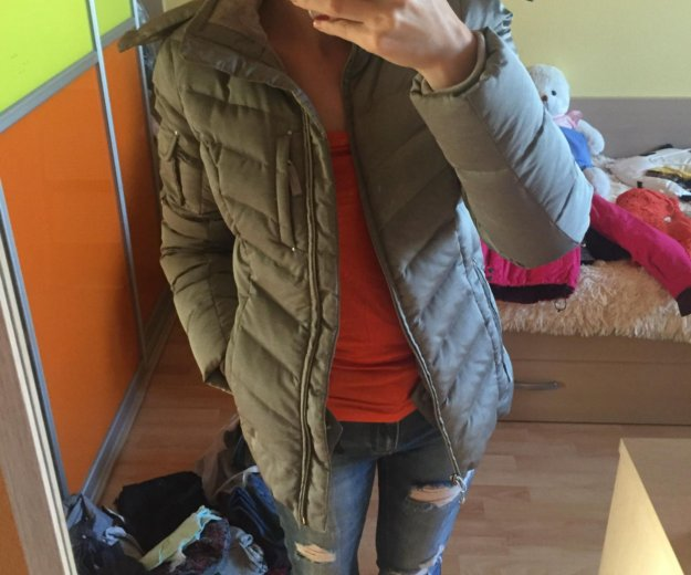 Зимняя куртка. Фото 3. Зеленоград.